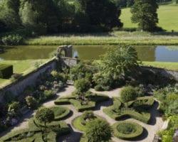 Broughton Castle Gardens